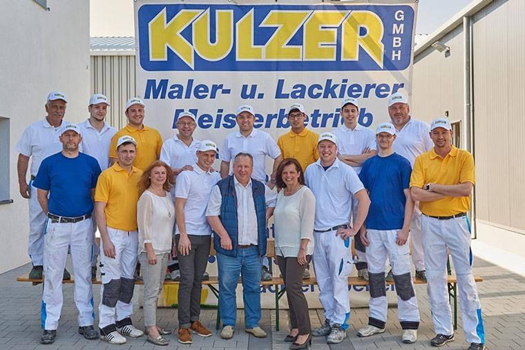 Maler und Lackierer von der Kulzer GmbH in Straubing